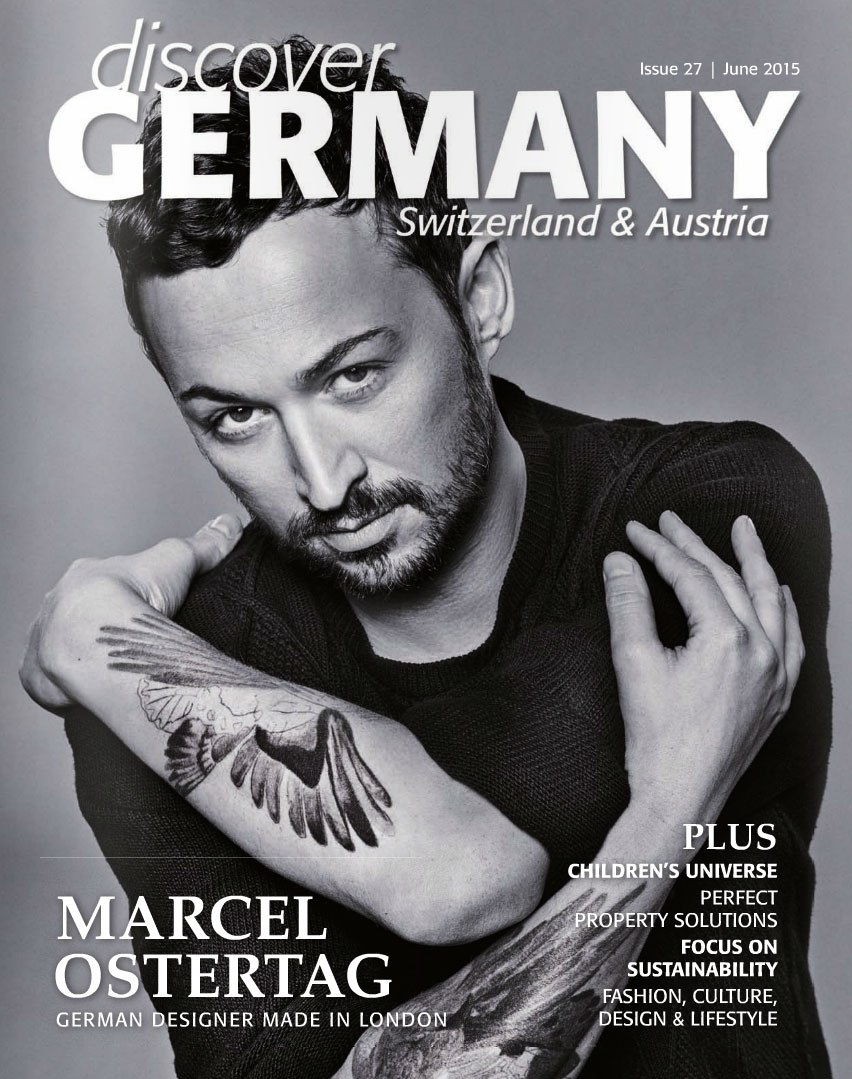 Discover Germany - Cover picture